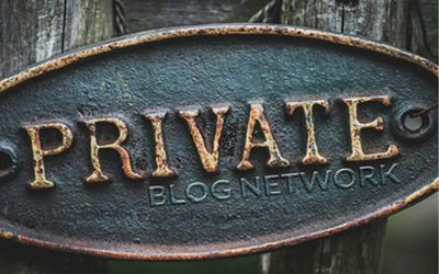 PBN Và Backlink PBN – Private Blog Network